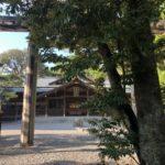 伊勢の猿田彦神社