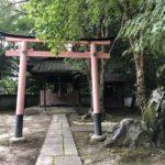 日本最初稲荷神石社