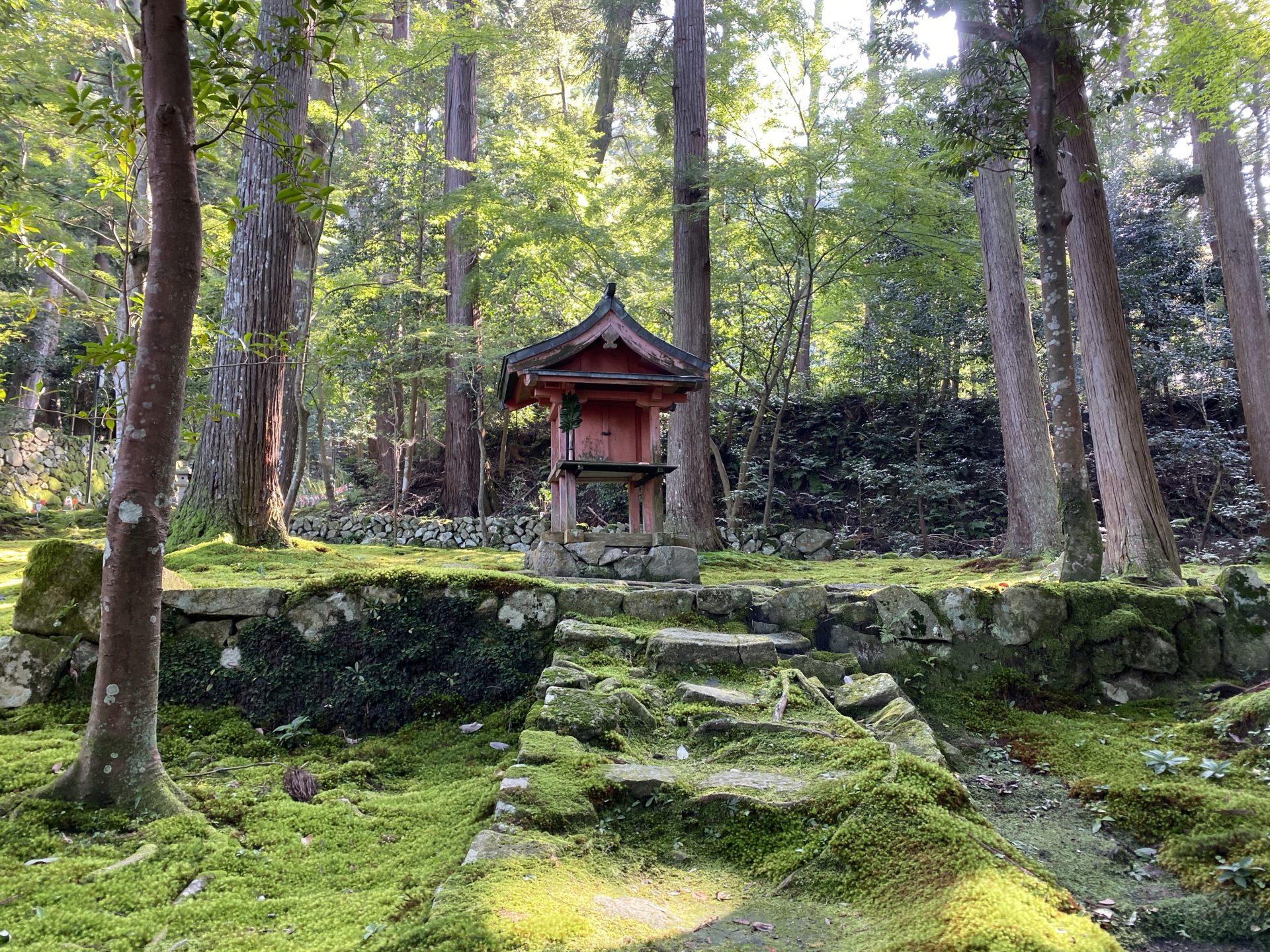 金剛輪寺 稲荷社