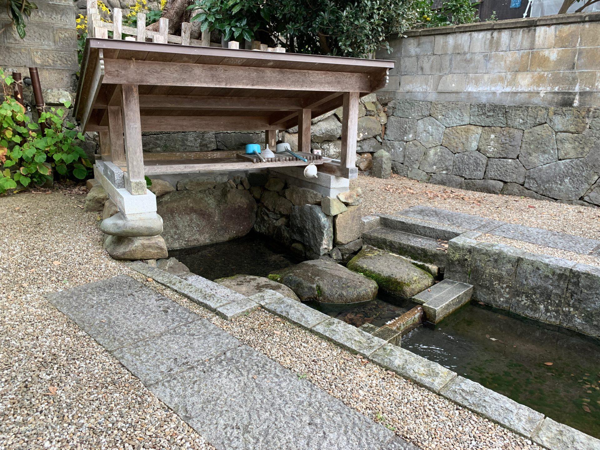 真名井の清水