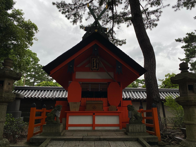 住吉大社の船玉神社