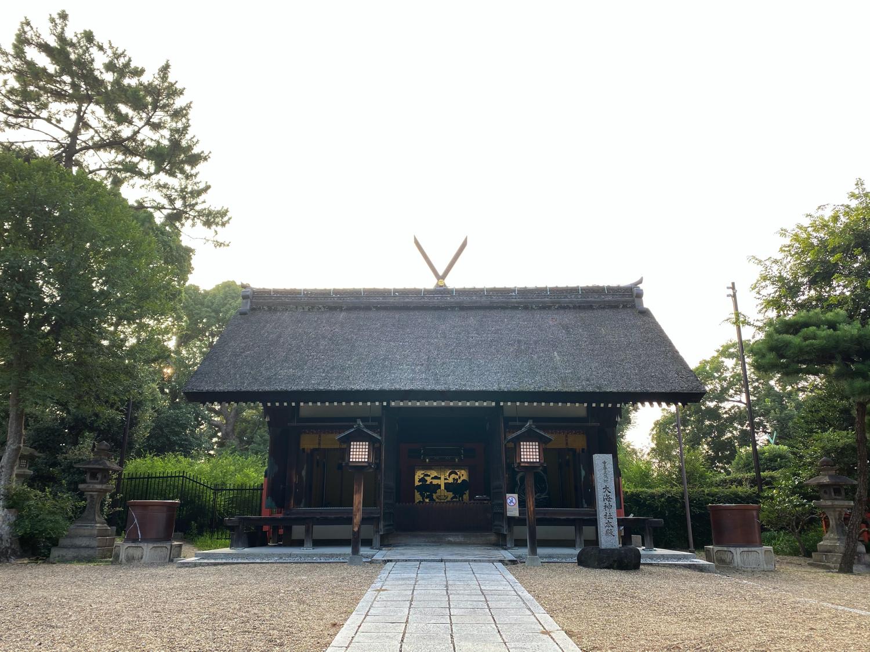 住吉大社の大海神社