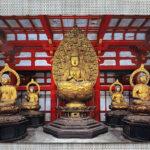 立体曼荼羅|東寺ポストカード